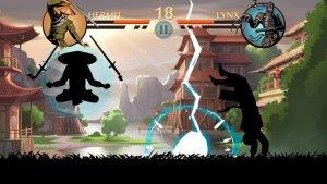 تحميل Shadow Fight 2 مهكرة جميع الأسلحة مفتوحة