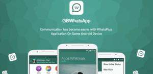 whatsapp gb تحميل